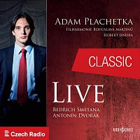 Adam Plachetka, The Bohuslav Martinů Philharmonic Orchestra – Live: Adam Plachetka