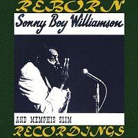 Sonny Boy Williamson, Memphis Slim – Sonny Boy Williamson And Memphis Slim (HD Remastered)