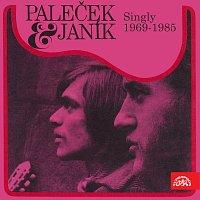 Přední strana obalu CD Singly 1969-1985