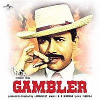 Přední strana obalu CD Gambler