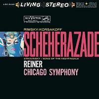 Fritz Reiner, Igor Stravinsky – Rimsky-Korsakov: Schéhérazade, Op. 35 & Stravinsky: Le chant du rossignol - Sony Classical Originals