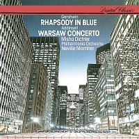Misha Dichter, Philharmonia Orchestra, Sir Neville Marriner – Gershwin: Rhapsody in Blue / Addinsell: Warsaw Concerto / Chopin: Fantasy on Polish Airs / Liszt: Polonaise brillante / Litolff: Scherzo