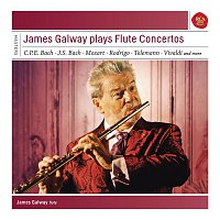 James Galway – The Great Flute Concerto Edition