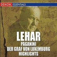 Franz Bauer-Theussl, Orchestra of the Viennese Volksoper – Lehar: Paganini & Der Graf von Luxemburg Highlights