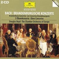 Douglas Boyd, Chamber Orchestra of Europe – J.S. Bach: Brandenburg Concertos [2 CDs]