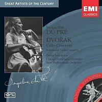 Jacqueline Du Pré – Dvorak: Cello Concerto in B Minor/Schumann:Cello Concerto in A Minor
