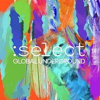 Přední strana obalu CD Global Underground :Select