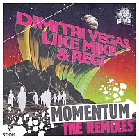 Dimitri Vegas, Like Mike & Regi – Momentum (The Remixes)