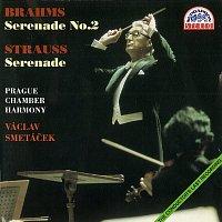 Komorní harmonie, Václav Smetáček – Brahms, Strauss: Serenáda č. 2 A dur - Serenáda Es dur