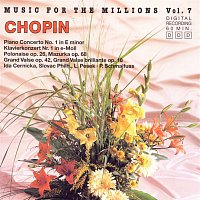 Slovak Philharmonic Orchestra, Libor Pešek, Ida Cernecka – Music For The Millions Vol. 7 - Frederic Chopin