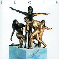 Přední strana obalu CD Lucie