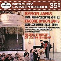 Byron Janis, Moscow Philharmonic Symphony Orchestra, Gennadi Rozhdestvensky – Liszt: Piano Concertos Nos. 1 & 2; Encores