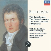 Wilhelm Backhaus, Henryk Szeryng, Wiener Philharmoniker, Hans Schmidt-Isserstedt – Beethoven: Collector's Edition