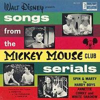 Různí interpreti – Walt Disney presents Songs from the Mickey Mouse Club Serials