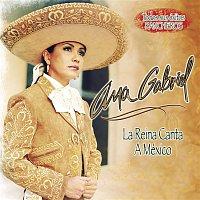 Přední strana obalu CD La Reina Canta A Mexico