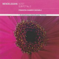 Přední strana obalu CD Mendelssohn: Octet, Op.20; Quintet, Op.87