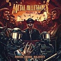 Metal Allegiance, Mark Osegueda – Volume II: Power Drunk Majesty