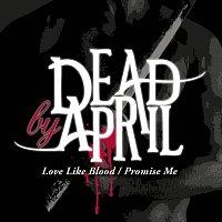 Přední strana obalu CD Love Like Blood