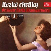 Přední strana obalu CD Hezké chvilky Orchestr Karla Krautgartnera 3