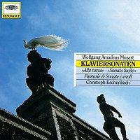 """Christoph Eschenbach – Mozart, W.A.: Piano Sonatas """"Alla turca""""; """"Sonata facile""""; Fantasie & Sonata in C minor"""