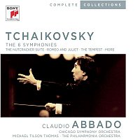 Chicago Symphony Orchestra, Claudio Abbado, Michael Tilson Thomas, London Symphony Orchestra, The Philharmonia Orchestra, Pinchas Zukerman – Tchaikovsky: Complete Symphonies; 1812 Overture, March Slave; Romeo and Juliet Concert Overture; Nutcracker Suite