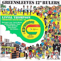 """Various Artists.. – 12"""""""" Rulers - Linval Thompson"""
