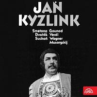 Přední strana obalu CD Jan Kyzlink - operní recitál