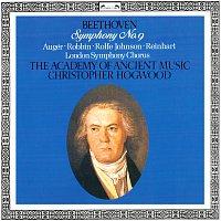"Christopher Hogwood, Arleen Augér, Catherine Robbin, Anthony Rolfe Johnson – Beethoven: Symphony No. 9 ""Choral"""