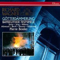 Pierre Boulez, Gwyneth Jones, Manfred Jung, Fritz Hubner, Franz Mazura – Wagner: Gotterdammerung
