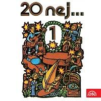 Různí interpreti – 20 nej ... Supraphon - 1982 (1)