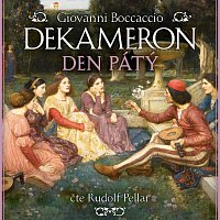 Přední strana obalu CD Dekameron, den pátý