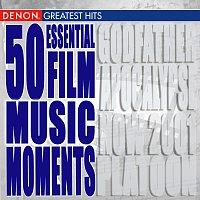 Přední strana obalu CD 50 Essential Classical Film Moments