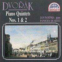Jan Panenka, Panochovo kvarteto – Dvořák: Klavírní kvintety č. 1 a 2