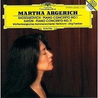 Přední strana obalu CD Shostakovich: Concerto For Piano, Trumpet And String Orchestra, Op. 35 / Haydn: Concerto For Piano And Orchestra In D Major, Hob. XVIII:11