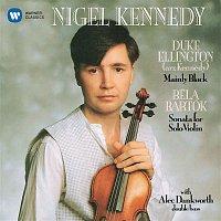 Nigel Kennedy, Alec Dankworth – Bartók: Sonata for Solo Violin - Ellington: Black, Brown and Beige Suite