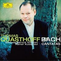 Přední strana obalu CD Bach: Cantatas BWV 56, 158 & 82