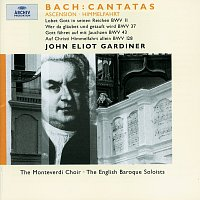 English Baroque Soloists, John Eliot Gardiner – Bach: Ascension Cantatas BWV 11, 37, 43 & 128