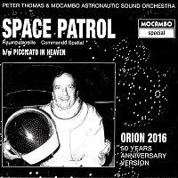 Peter Thomas, Mocambo Astronautic Sound Orchestra – Space Patrol [Raumpatrouille]