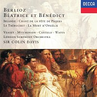 Sir Colin Davis, Josephine Veasey, John Mitchinson, April Cantelo, John Cameron – Berlioz: Béatrice et Bénédict; Irlande
