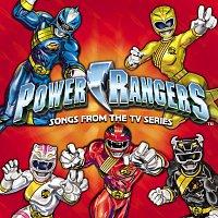 Různí interpreti – Power Rangers - Songs From The TV Series
