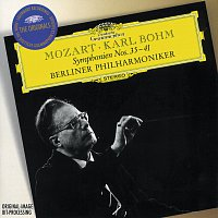"""Berliner Philharmoniker, Karl Bohm – Mozart: Symphonies Nos.35 """"Haffner"""", 36 """"Linzer"""", 38 """"Prager"""", 39, 40, 41 """"Jupiter"""" [2 CDs]"""