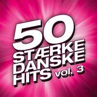 Various Artists.. – 50 Staerke Danske Hits (Vol. 3)