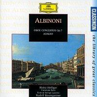 Albinoni: Oboe Concerto in C op.7 no.5; Adagio in G minor for strings and organ