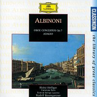 Camerata Bern – Albinoni: Oboe Concerto in C op.7 no.5; Adagio in G minor for strings and organ