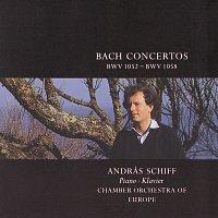 Přední strana obalu CD Bach, J.S.: Concerti BWV 1052-58