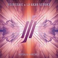 Přední strana obalu CD Homenaje a la Gran Senora