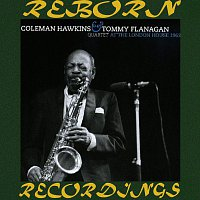 Coleman Hawkins, Tommy Flanagan Quartet – At The London House (HD Remastered)