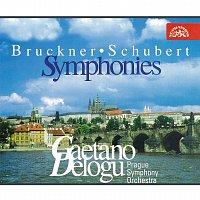 Symfonický orchestr hl.m. Prahy (FOK), Gaetano Delogu – Bruckner, Schubert: Symfonie