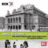 Choeurs de l'Opéra de Vienne – Opera de Vienne - Coffrets RTL Classiques