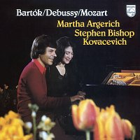 Martha Argerich, Stephen Kovacevich – Bartók, Debussy, Mozart - Music For 2 Pianos